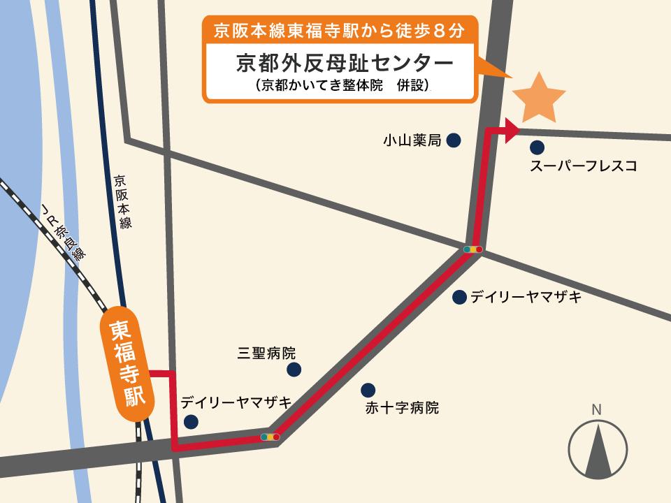 京都外反母趾センター